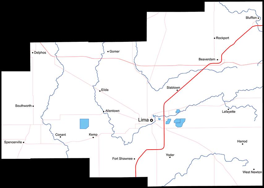 allen county ohio