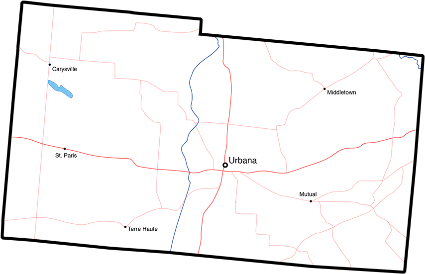 Ohio Billboards - Champaign County | Key-Ads, Inc. on
