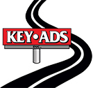 key-ads billboard company logo